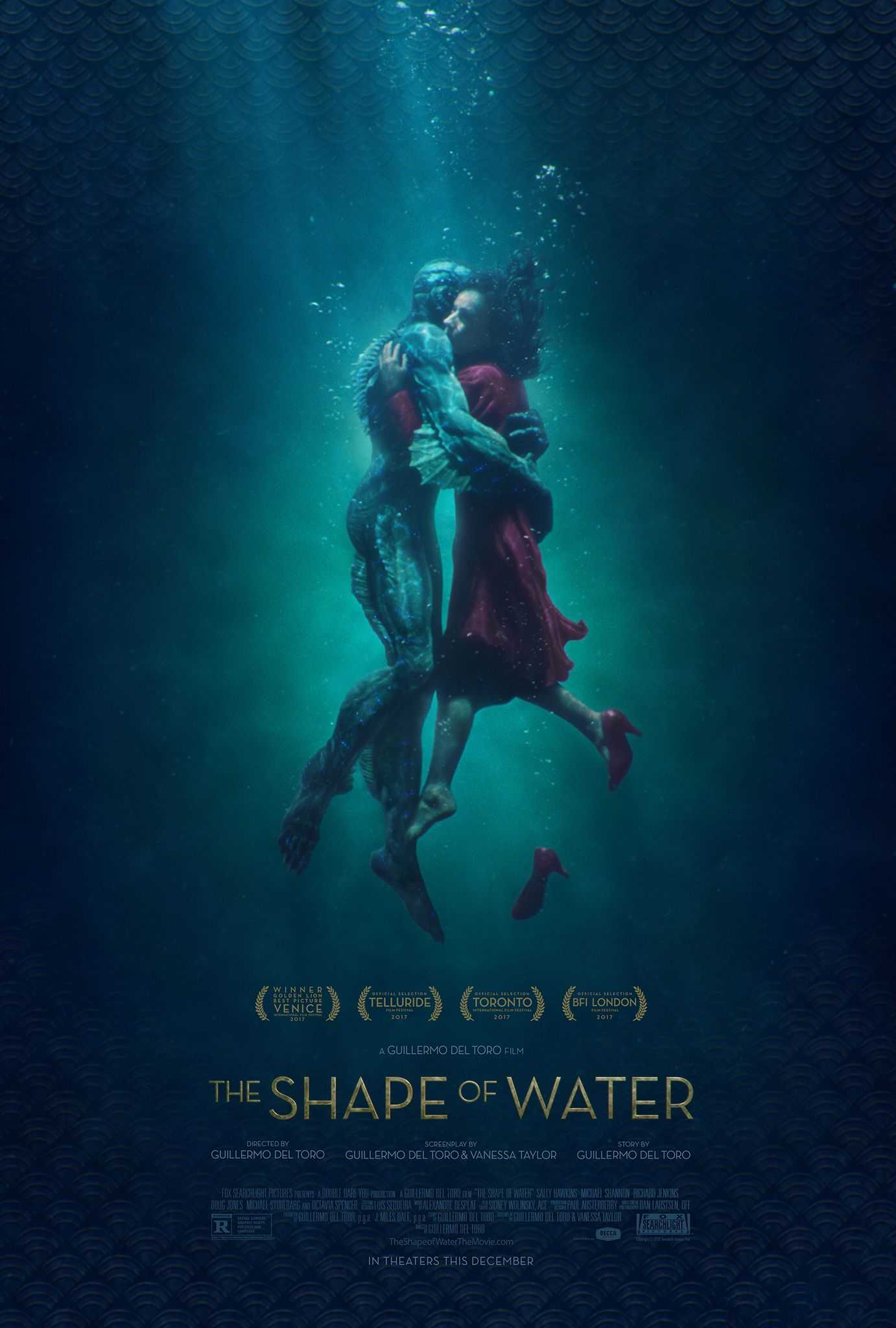 The Shape of the Water Poster